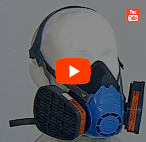 Reusable Half Mask UNIX from Sorbent JSC